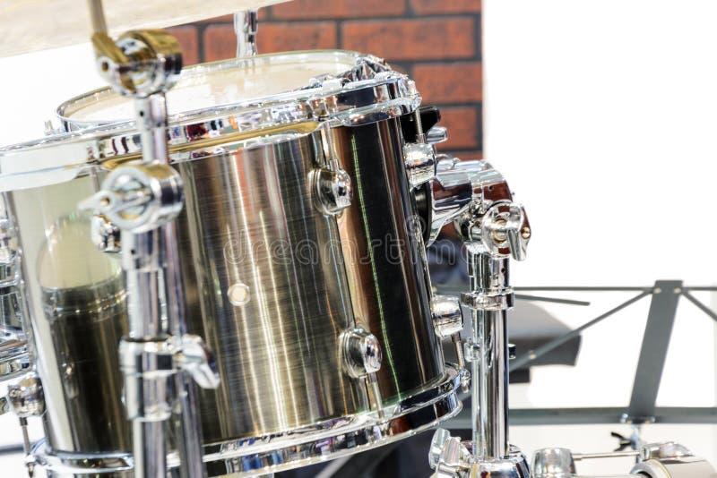 Ensemble de tambour de fragment photos stock