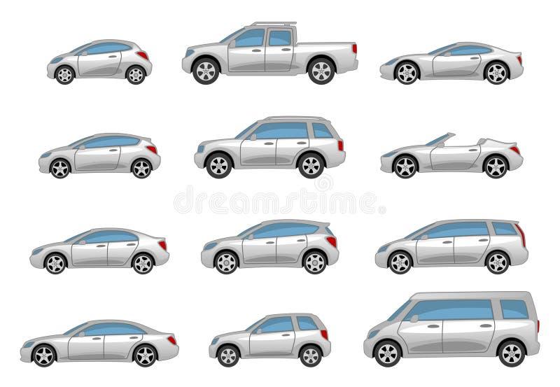 Ensemble de véhicules