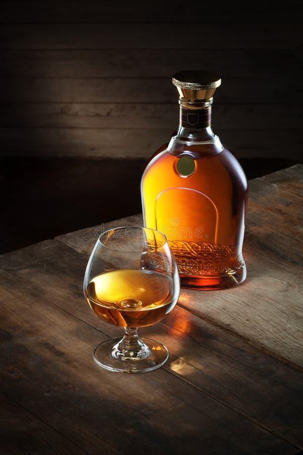 Ensemble de whiskey photo libre de droits