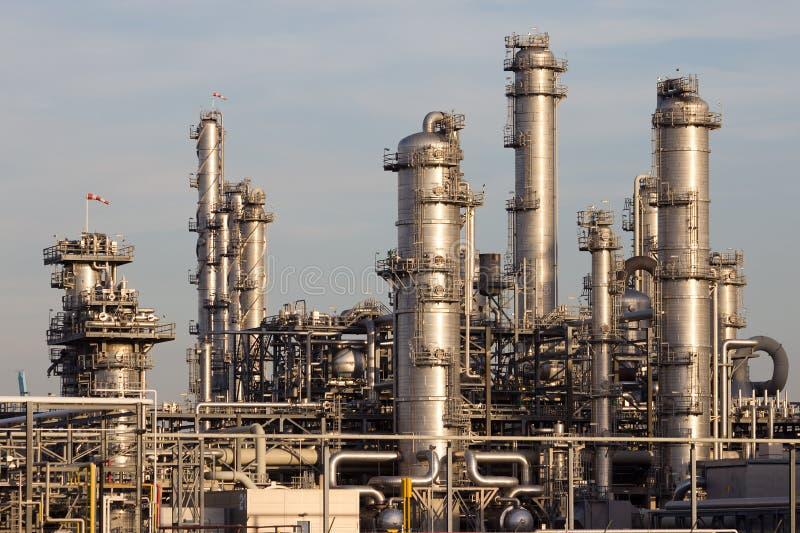 Ensemble industriel pétrochimique photos libres de droits