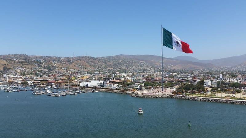 Ensenada Messico fotografia stock libera da diritti