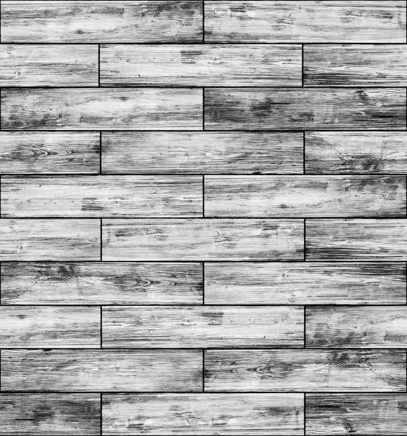 Entarimado gris de madera imagen de archivo