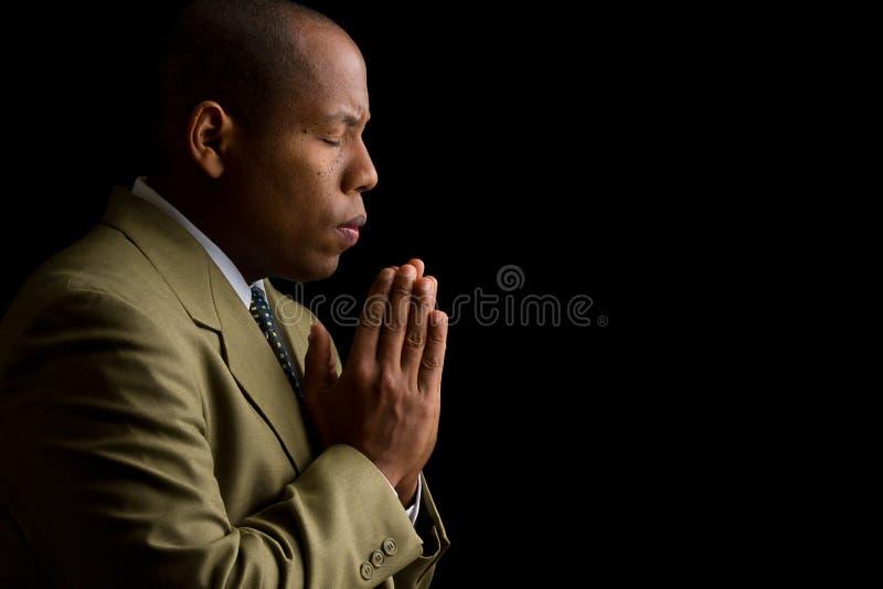 Entendez-moi seigneur et répondez à ma prière image libre de droits