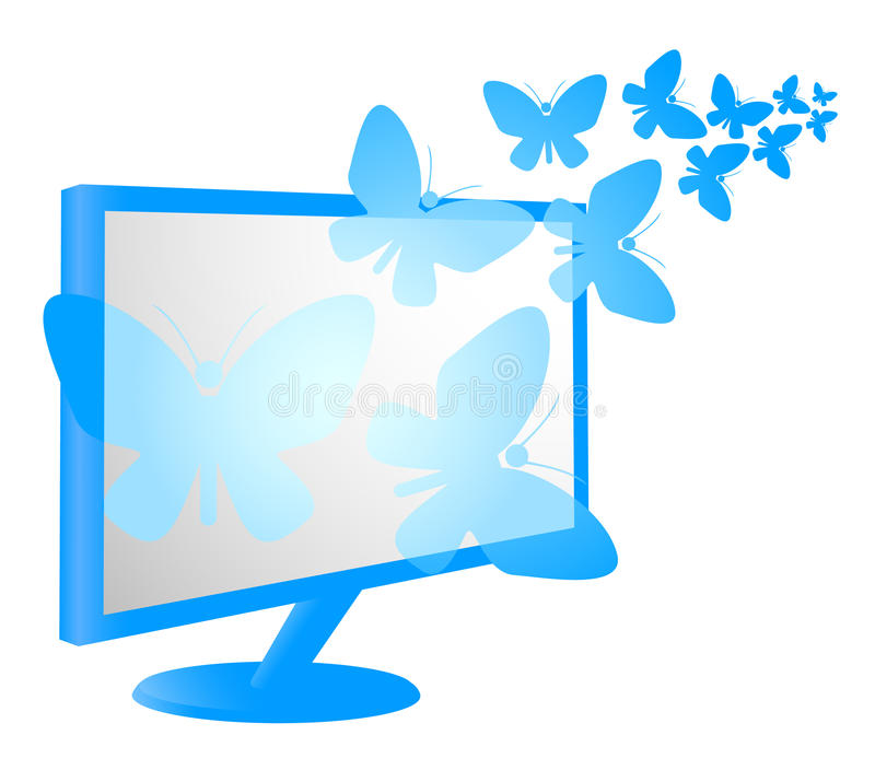 Download Entertainment stock vector. Image of vision, home, viewers - 19039056