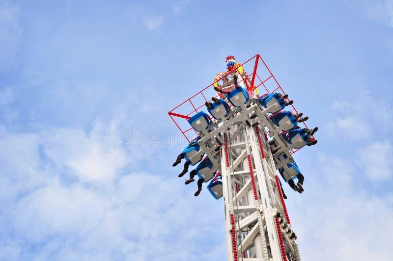 Entertainment Park Amusement Stock Images