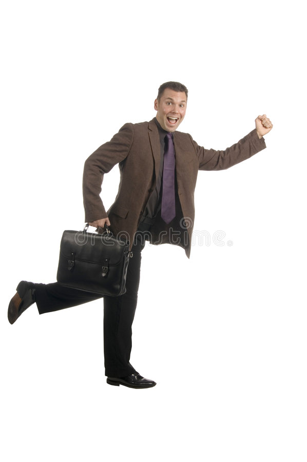 Download Enthusiastic employee stock image. Image of wealth, employment - 543271