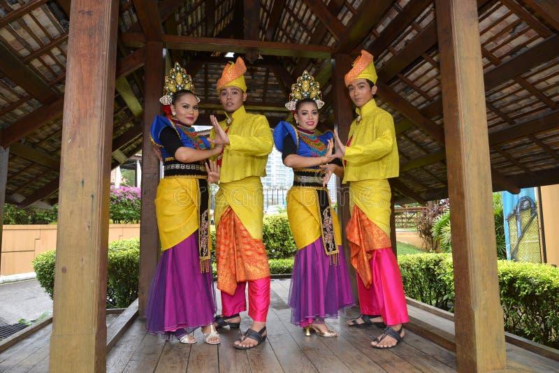 Entier malais traditionnel photos libres de droits