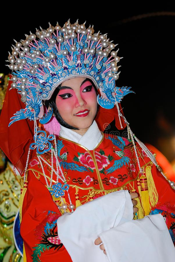 Entier traditionnel chinois images libres de droits