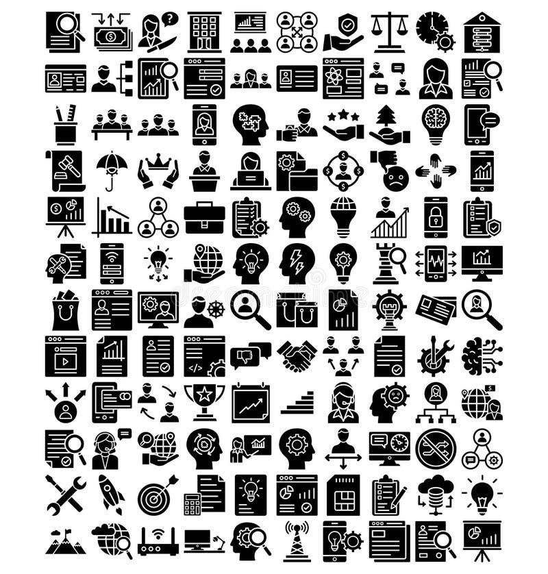 Business Trade Vector Icon editable vector illustration