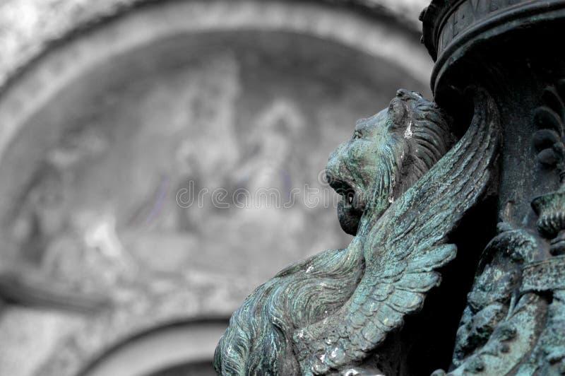 Entlang Marktplatz San Marco, Venedig lizenzfreie stockfotos