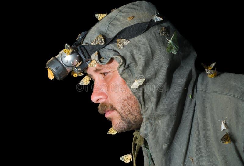 Entomologo 10 fotografia stock