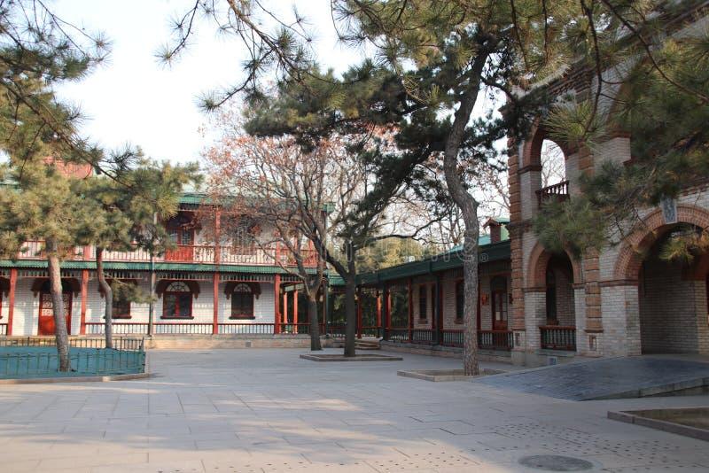 Entr?e de zoo de P?kin, Chine photo stock