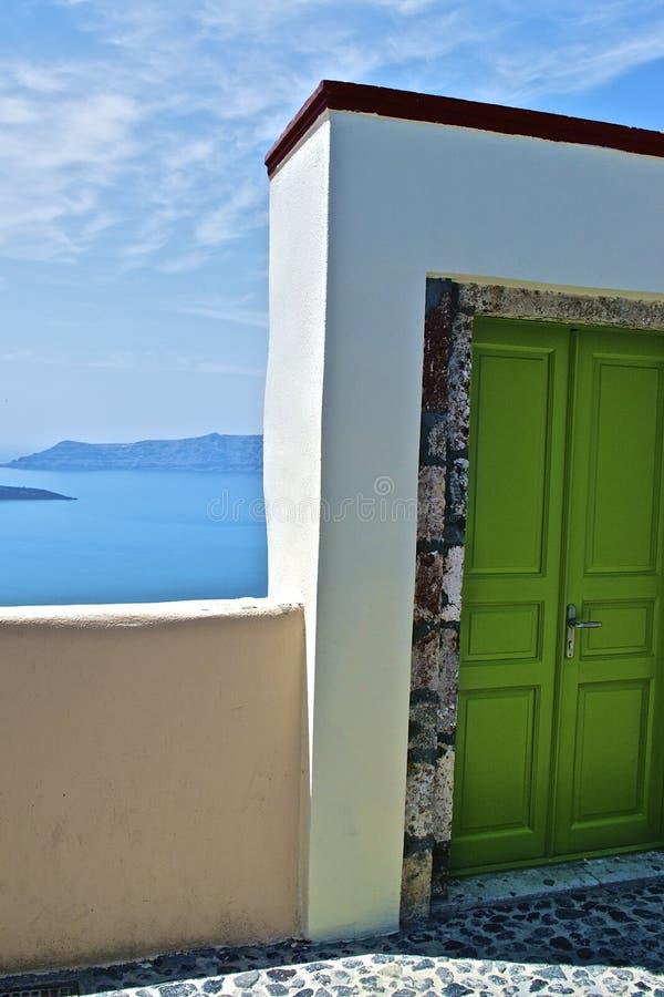 Entrada al mar de Creta foto de archivo libre de regalías