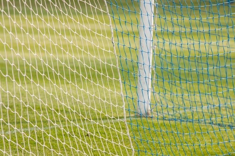 Entrada ao jogo do futebol foto de stock royalty free