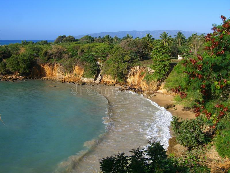 Entrada de Haiti foto de stock royalty free