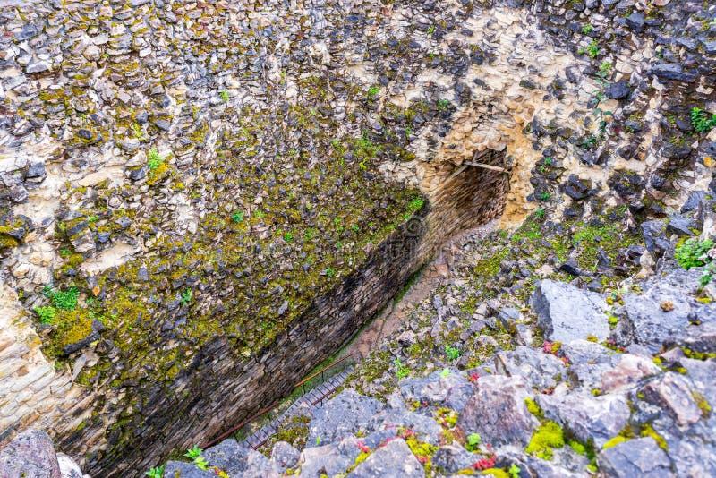 Entrada de Kuelap, Perú imagen de archivo