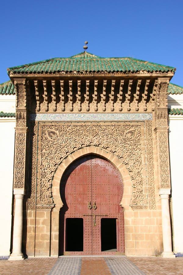 Entrada marroquí (1) imagen de archivo libre de regalías