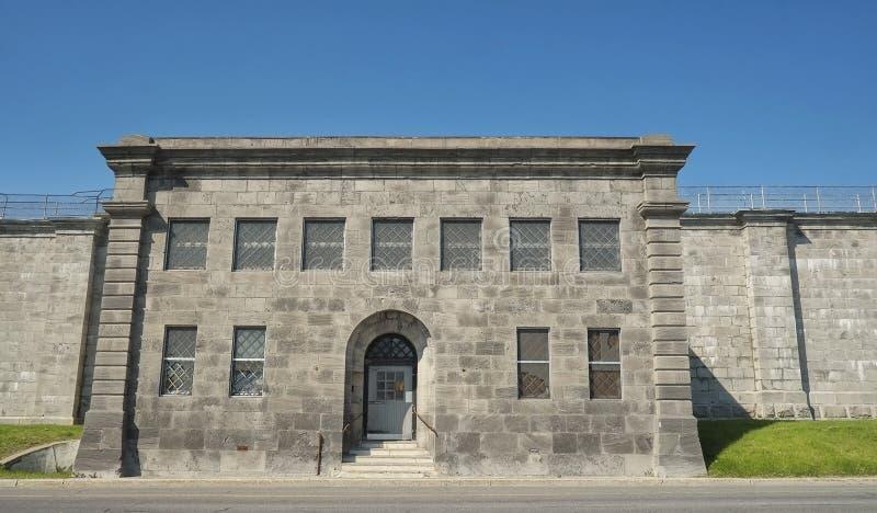 Entrada principal da penitenciária foto de stock royalty free