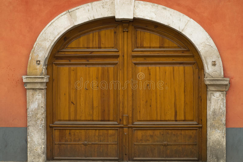 Entrance stock images