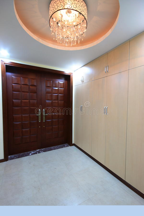 Download Entrance Of An Apartment Royalty Free Stock Images - Image: 18156259