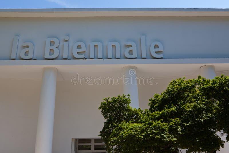 Download Entrance Of The Biennale Di Arte, Venice, Italy Stock Image - Image of museum, venezia: 32524907