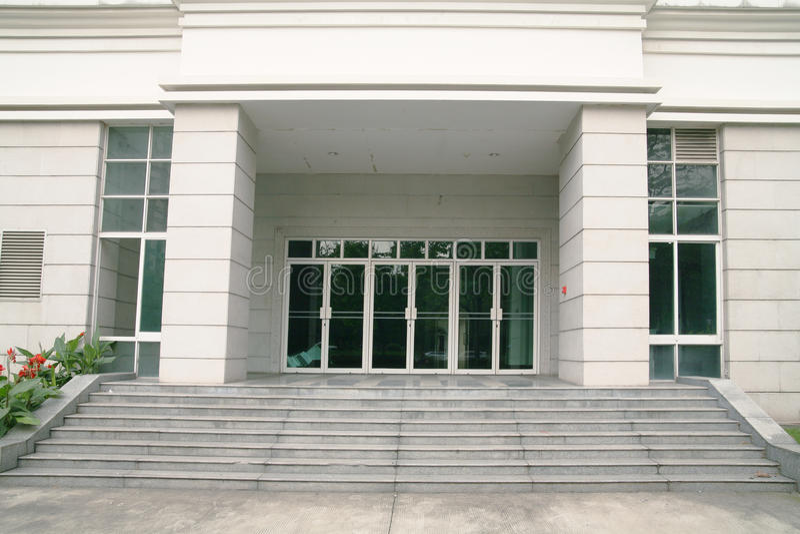 Download Entrance door stock photo. Image of medicine, entry, door - 30964876