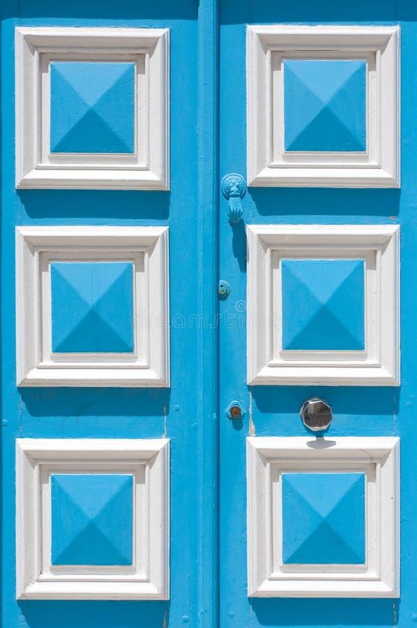 Free Entrance Door. Tunis Stock Photo - 14241930