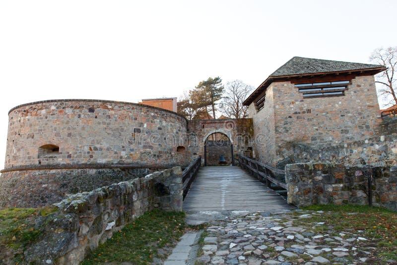 Entrance of the Esztergom Basilica stock photos