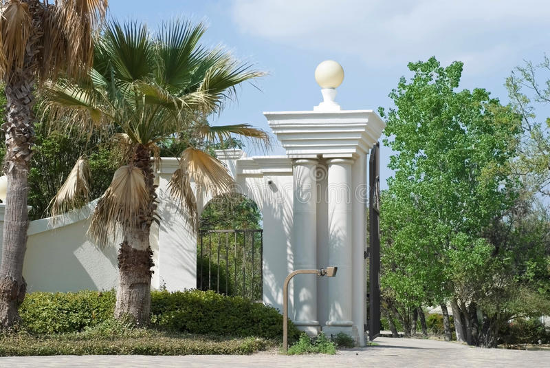 Download Entrance Gates stock image. Image of classical, grand - 23588225