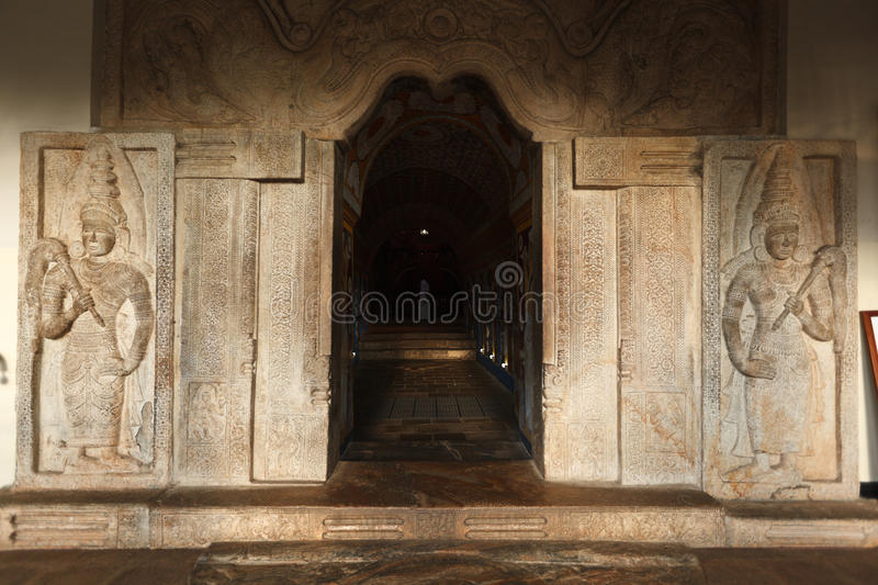 Download Entrance Of Temple Of The Tooth. Stock Photo - Image: 17501320