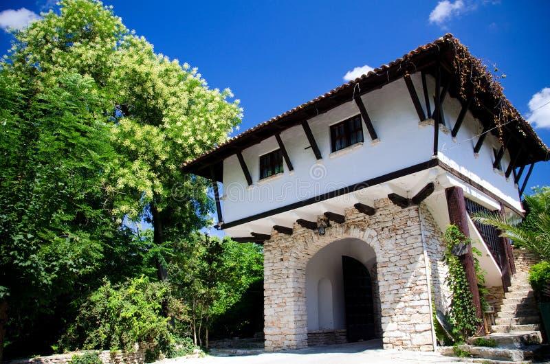 Balchik, Bulgaria stock images