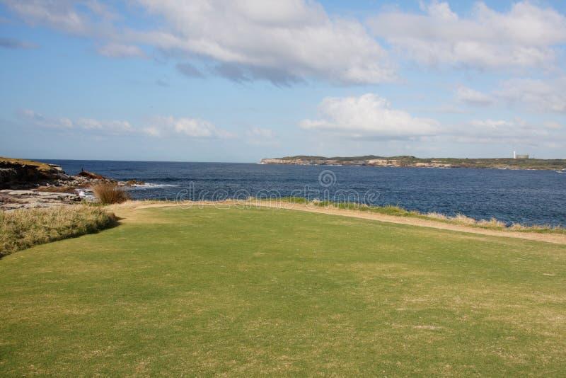 Entrance to Botany Bay Australia royalty free stock photos