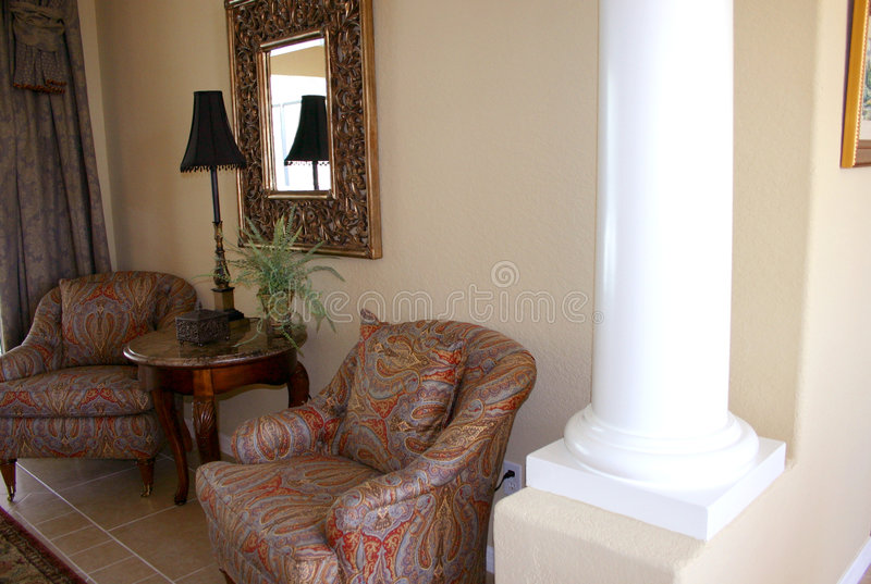 Download Entrance To Living Room Royalty Free Stock Images - Image: 299429