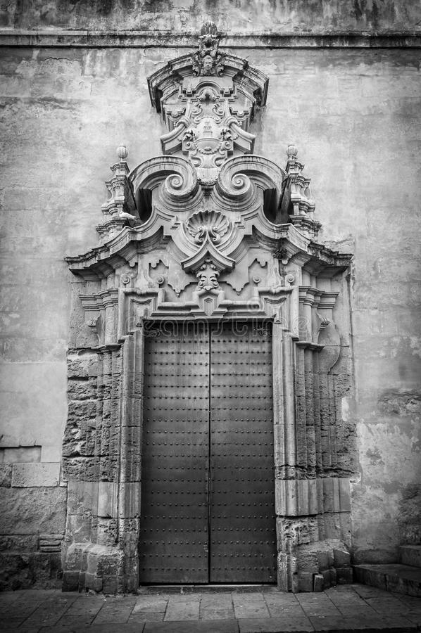 Download Entrance To Mezquita Of Cordoba In Spain, Europe. Stock Photo - Image: 26442656