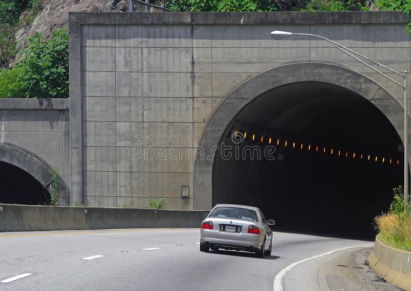 entrance tunnel στοκ εικόνα