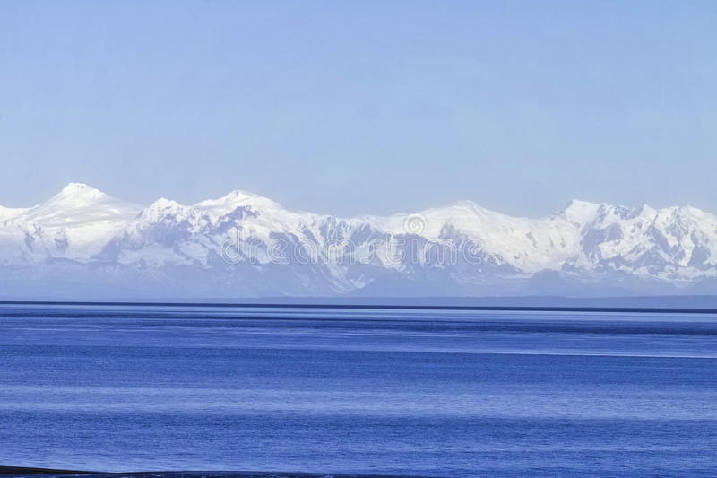 Entrata di Anchorage fotografia stock libera da diritti