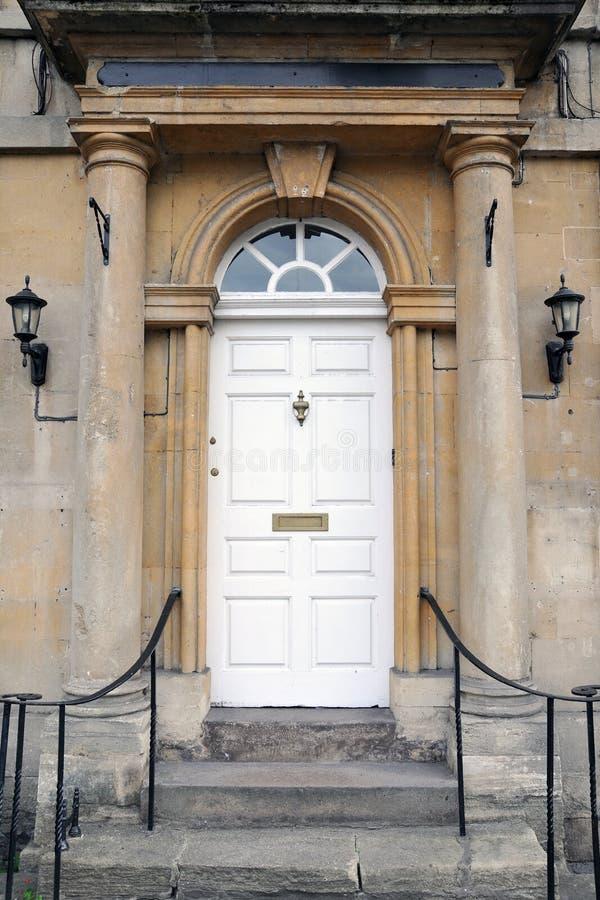 Entrate principali di una Camera di città di Londra fotografia stock