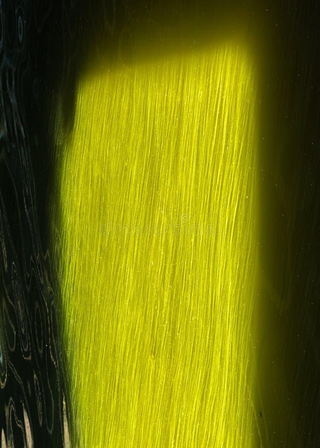 Entre en la puerta verde del agua imágenes de archivo libres de regalías