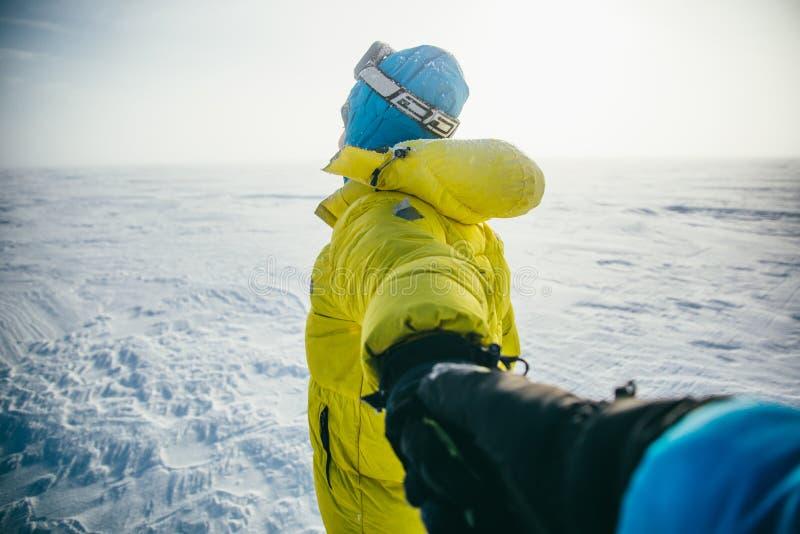 Entre no Lago Baikal foto de stock royalty free