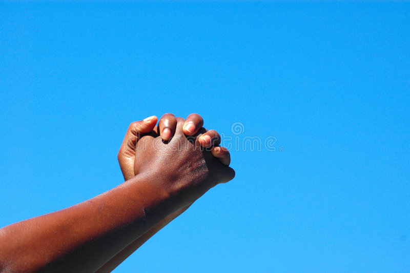 entreating χέρια στοκ φωτογραφία με δικαίωμα ελεύθερης χρήσης