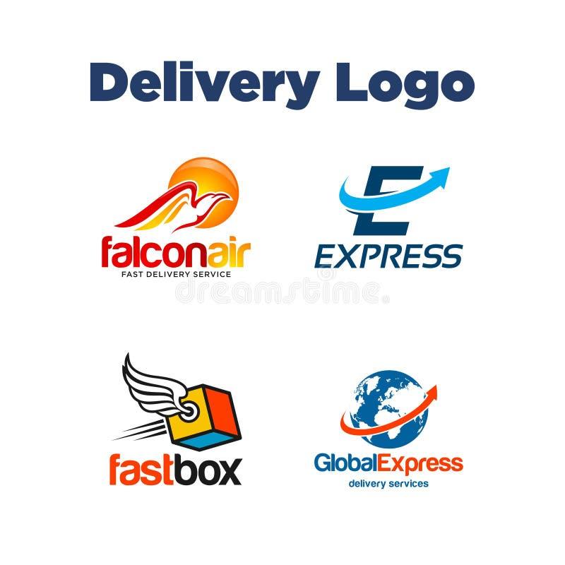 Entrega Logo Template libre illustration