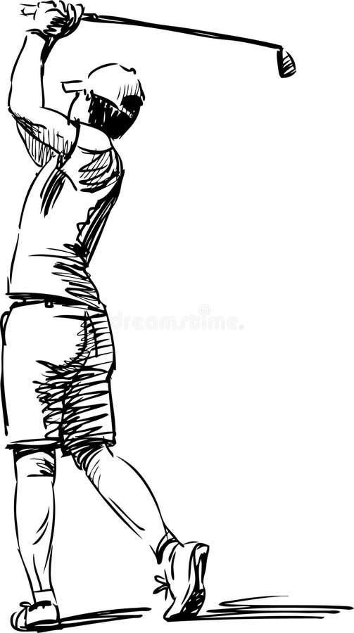 Entrenamiento stock de ilustración