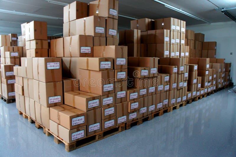 Entrepôt photos stock