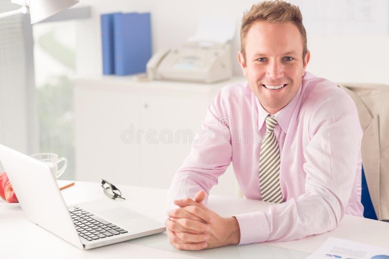 Entrepreneur gai image stock