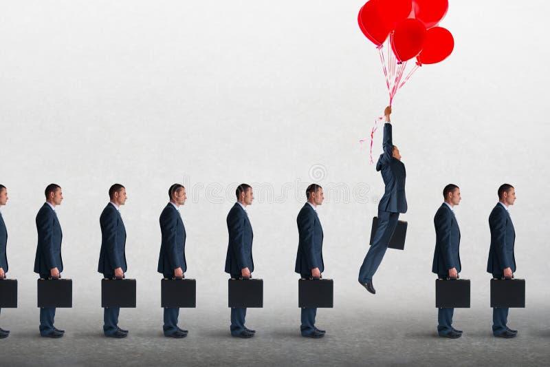 Entrepreneurial business concept stock photo