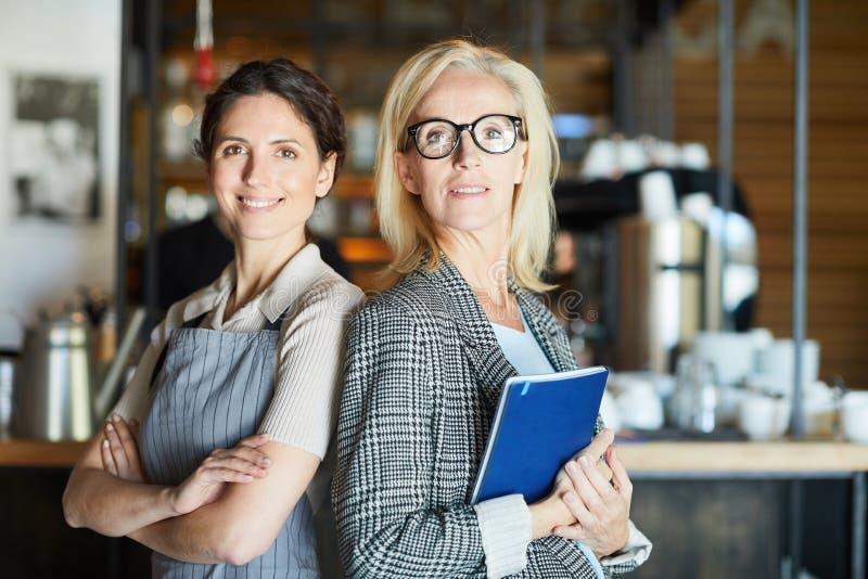 Entrepreneurs r?ussis photo libre de droits