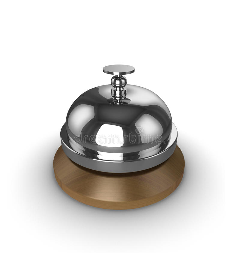 Entretenez Bell illustration de vecteur