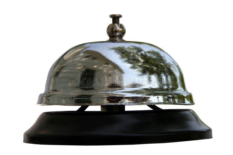 Entretenez les réflexions de Bell photographie stock