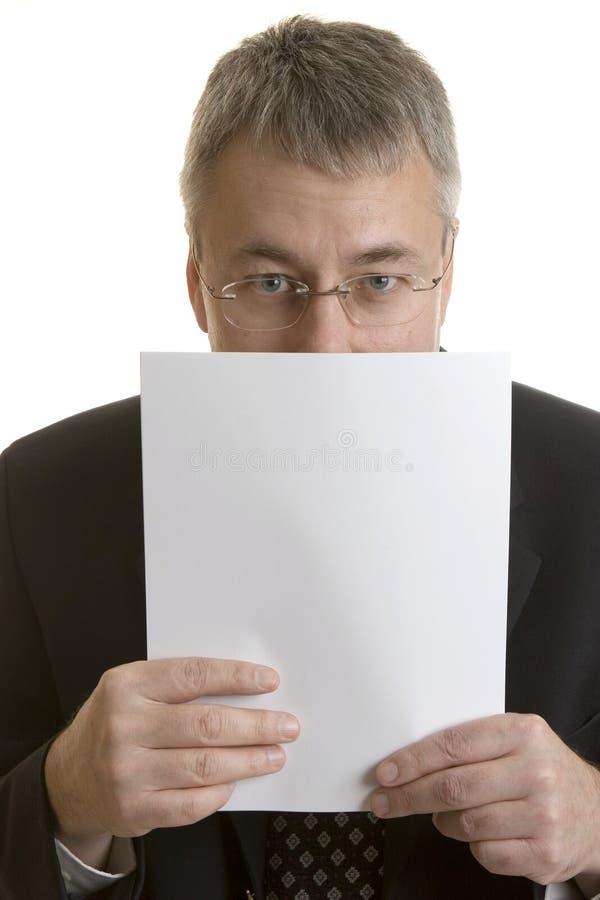 Entrevista de trabajo agotadora foto de archivo libre de regalías