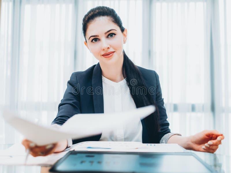 Entrevue emploi emploi emploi carrière RH gestionnaire image libre de droits